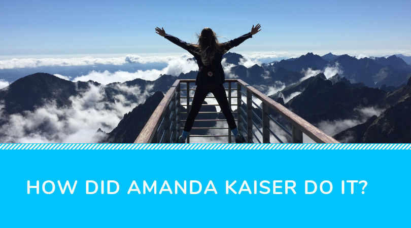 Amanda Kaizer - Top Event Influencer Marketing
